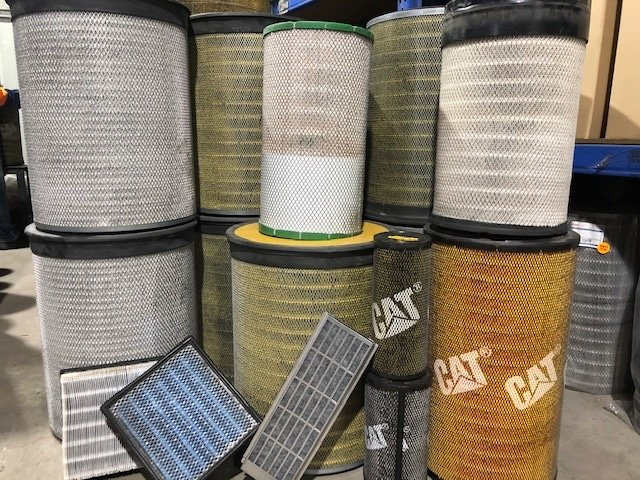 Air Filter Dry Cleaning Systems - Austra